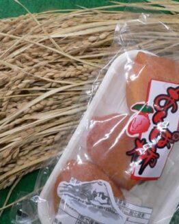 あんぽ柿発祥の地 福島