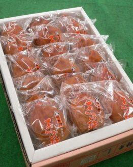 化粧箱入りあんぽ柿