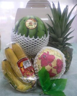 果物の盛合せ