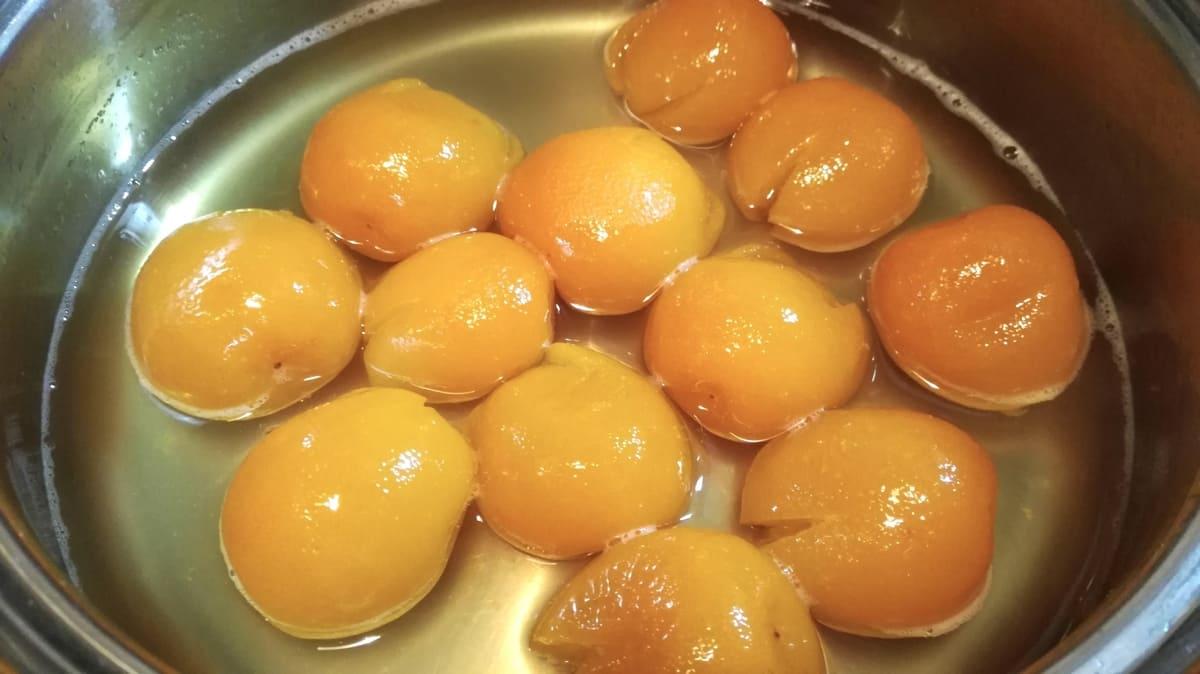 金柑の甘煮 甘露煮