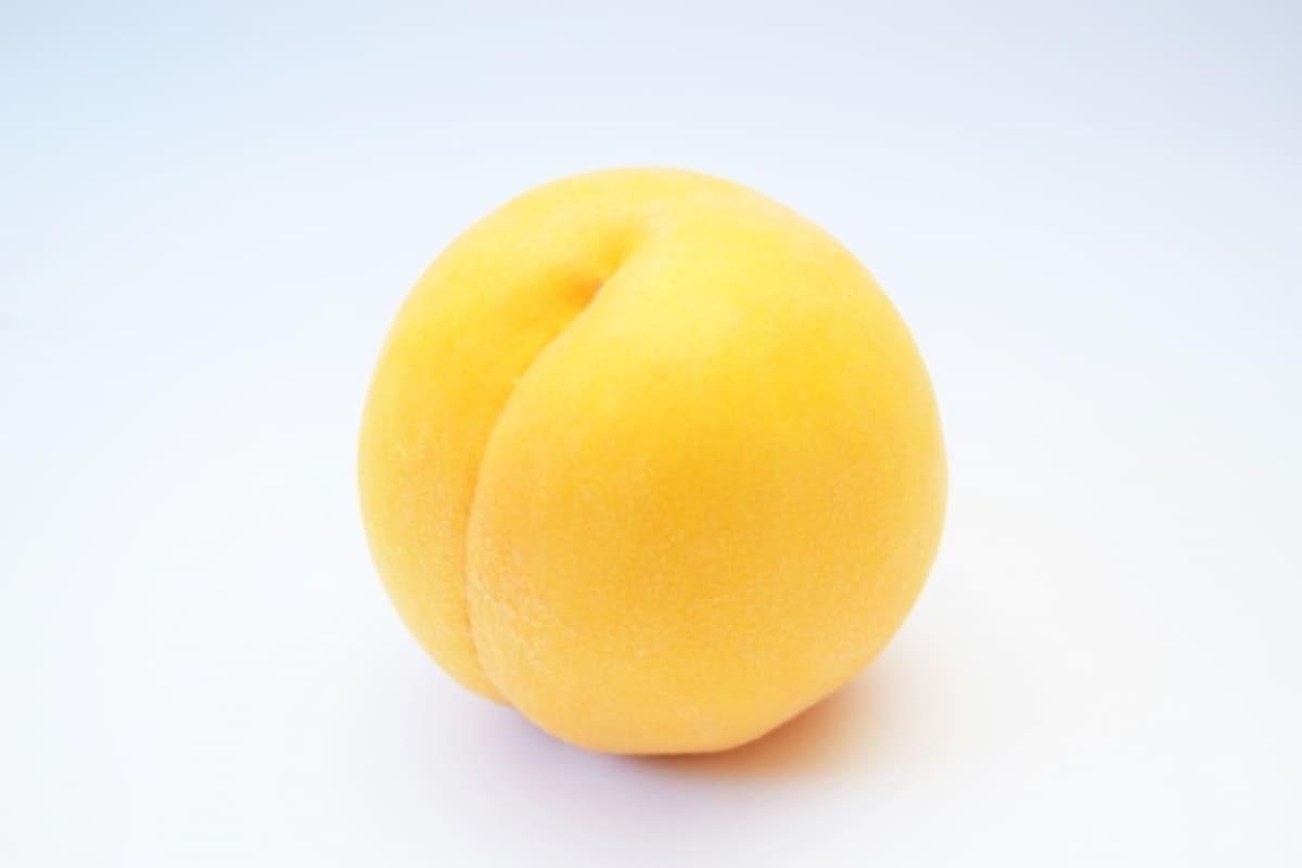酸味と甘みのコラボレーション 黄金桃