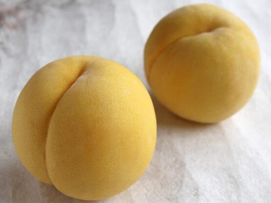 フルーツ王国福島の黄金桃