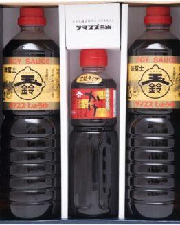 タマスズ醤油 味富士 かけ醤油 b02セット
